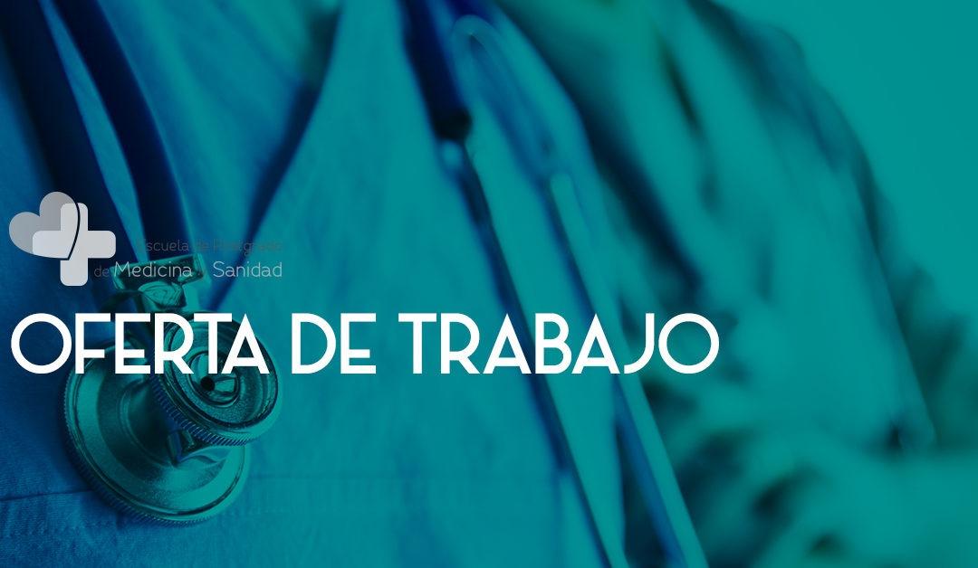 Oferta de Empleo en Medicina Estética