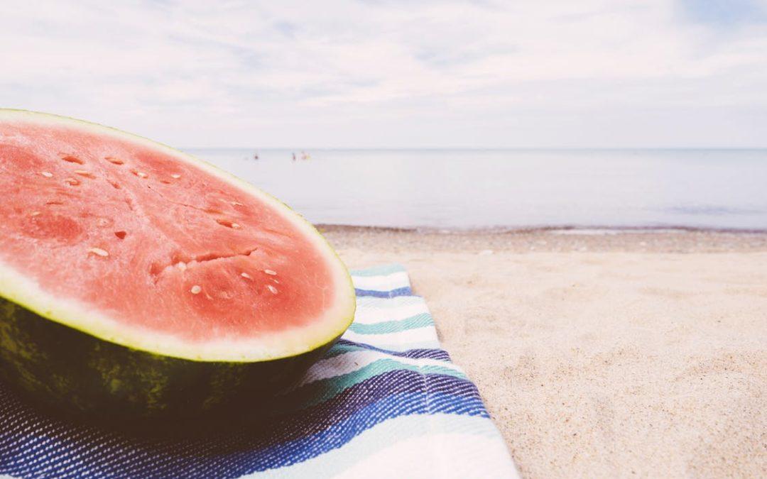 Claves para llevar una dieta sana en verano