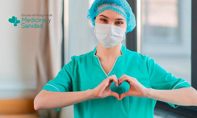 Cuidados de enfermería, esenciales en el ámbito sanitario