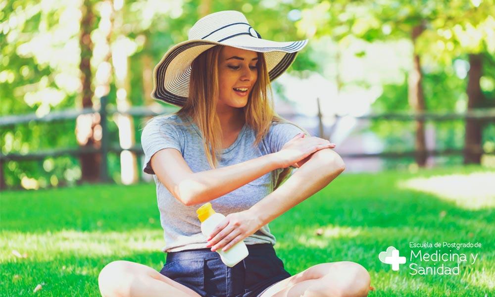 Cómo cuidar la piel y protegerla del sol en el desconfinamiento