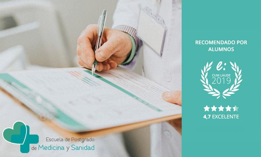 Las opiniones de Postgrado de Medicina y Sanidad nos otorgan el Sello Cum Laude 2019