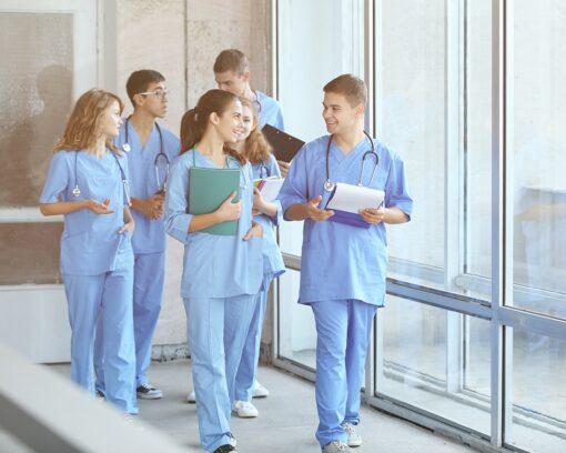 Estudiar el Curso Auxiliar de Enfermería