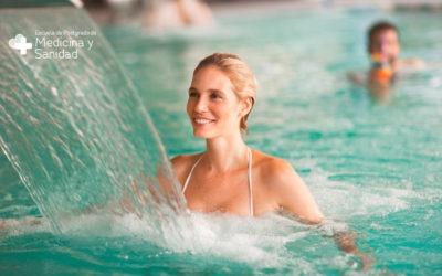 Hidroterapia y los beneficios del agua como agente terapéutico