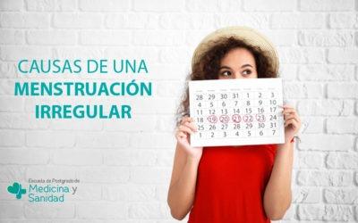 Menstruación irregular: ¿por qué se produce?