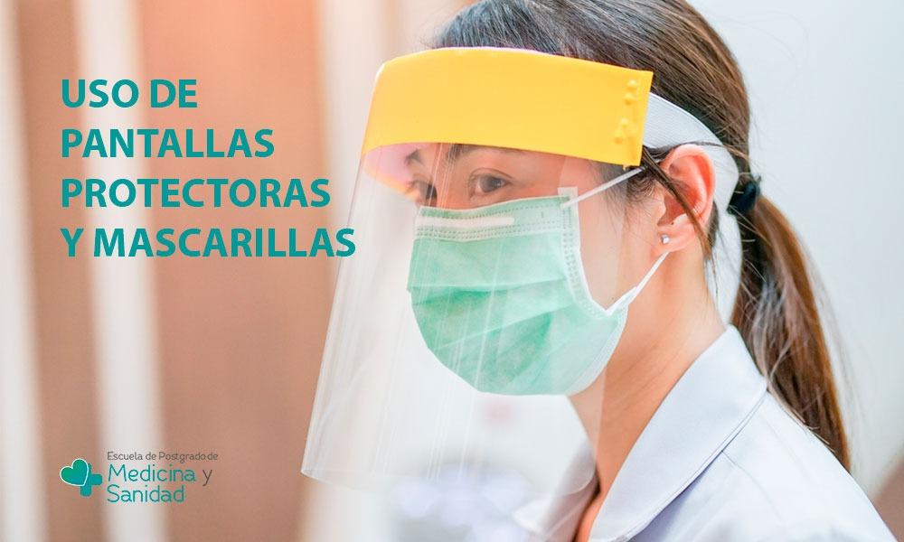 Comprueba cuál es la efectividad de las pantallas protectoras y de las mascarillas higiénicas para combatir el coronavirus
