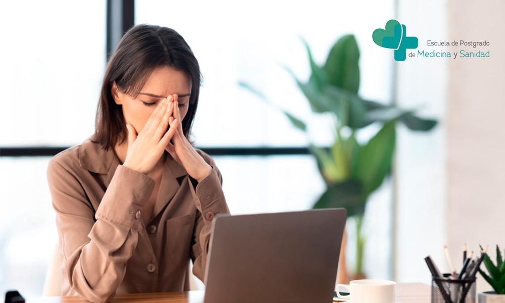 Teletrabajo y vista cansada: cómo evitarlo