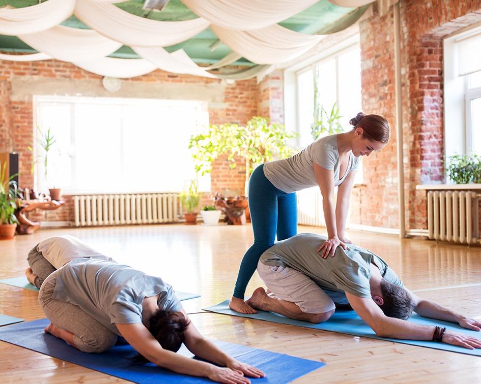 Máster experto en Yoga Terapéutico + Máster experto en Pilates ... eb45274d8edf